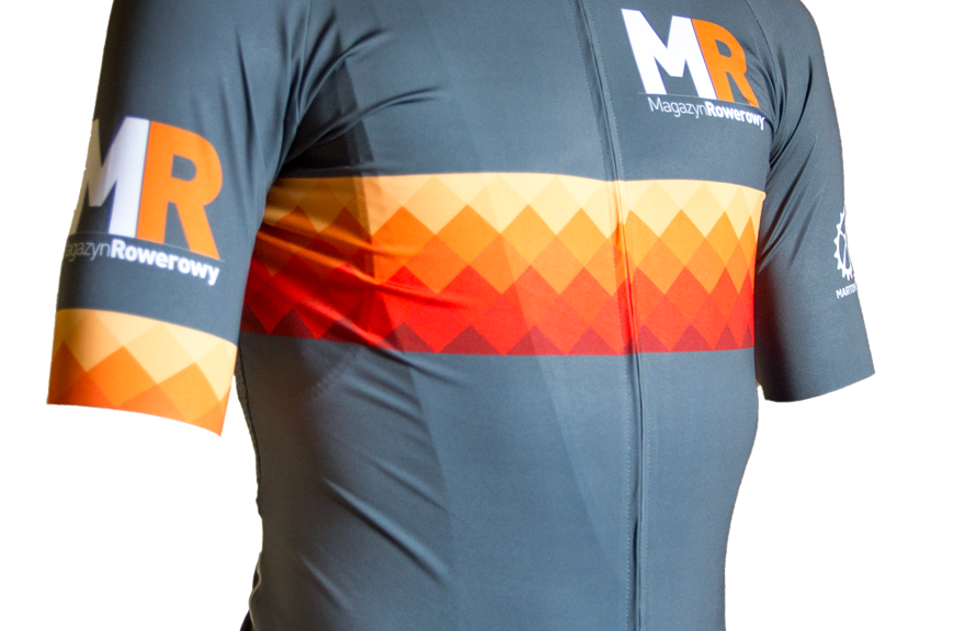 Koszulka MR PRO 2017 front